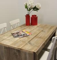 Best verkochte steigerhouten meubelen steigerhouttrend meubelshop een onderdeel van loodsxl - Eigentijdse bed tafel ...