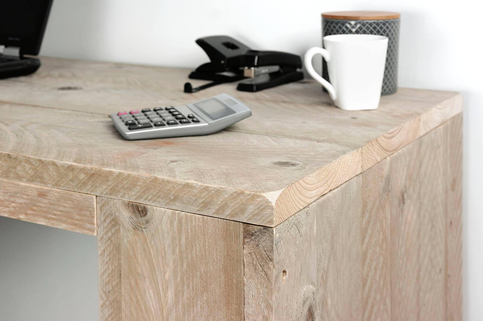 Steigerhout bureau. affordable interesting with steigerhout bureau