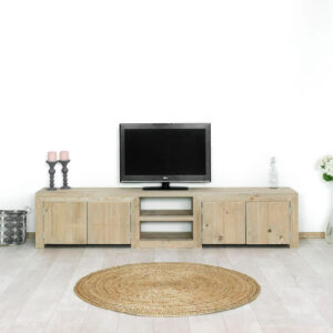 Steigerhouten TV meubel Yosemite
