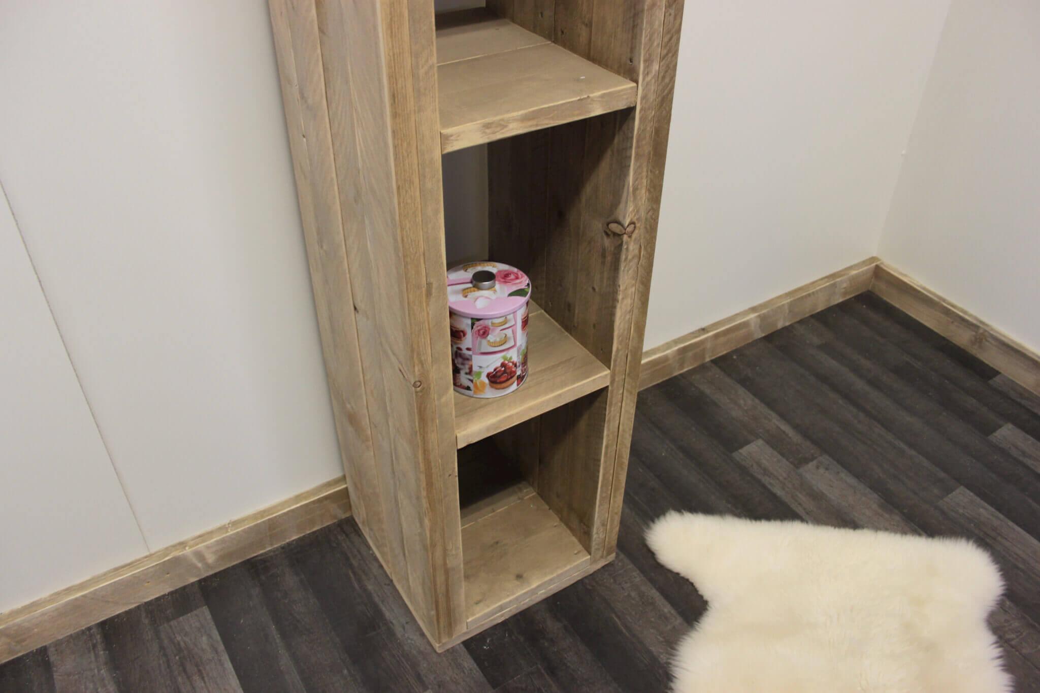 Kunststof Kast Voor Badkamer : Steigerhouten kast Algona ...
