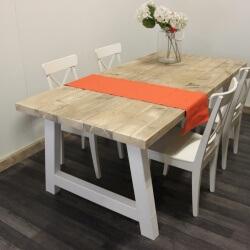 Steigerhouten meubelen in landelijke stijl