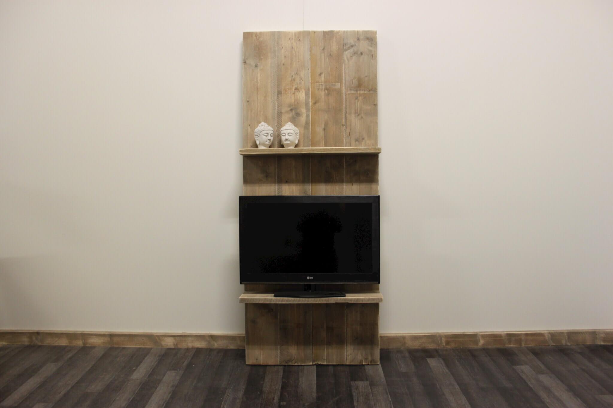 Populair Steigerhouten TV meubel Marion – SteigerhoutTrend XK47