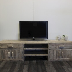 Steigerhouten TV meubel kansas