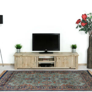 Steigerhouten TV meubel Madras