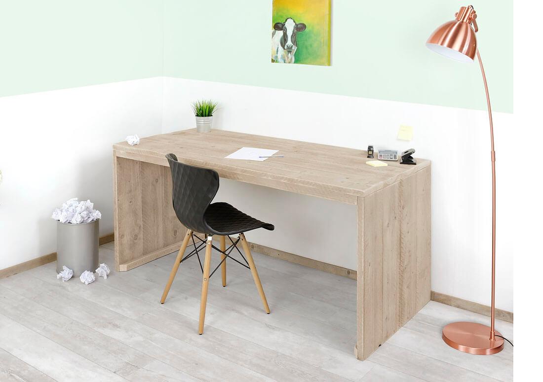 Perfecte Kamer Inloopkast : Inloopkast steigerhout. great inbouwkast op maat laten maken with