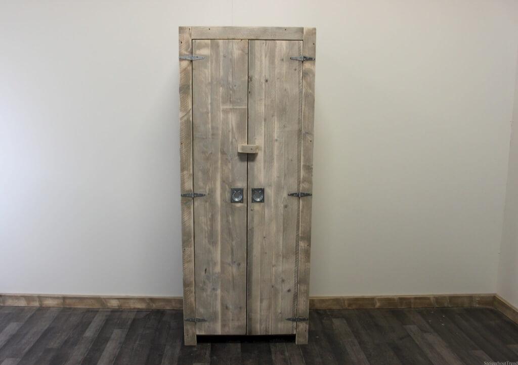 Kunststof Kast Voor Badkamer : Steigerhouten kast Dothan ...