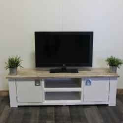 Steigerhouten TV meubel Eunice