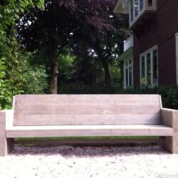 Steigerhouten tuinbank Bemidji