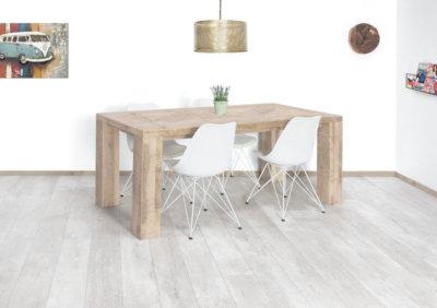 Steigerhouten tafel Arnhem