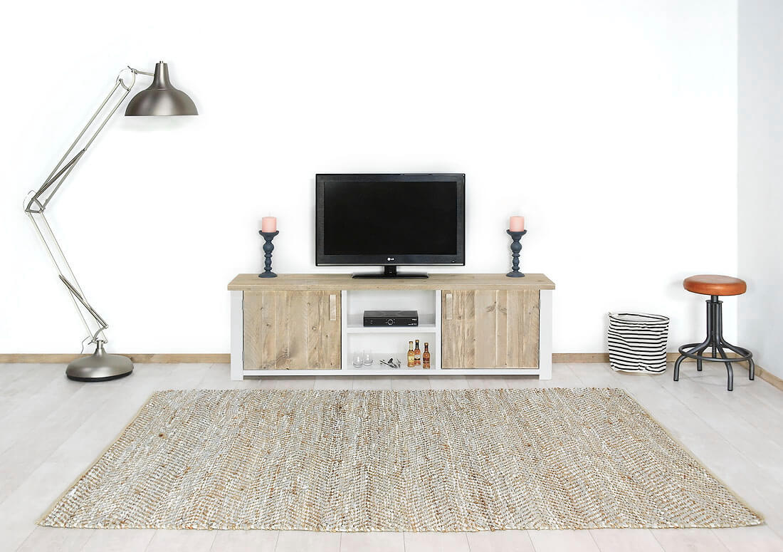 Steigerhouten TV meubel Cheney