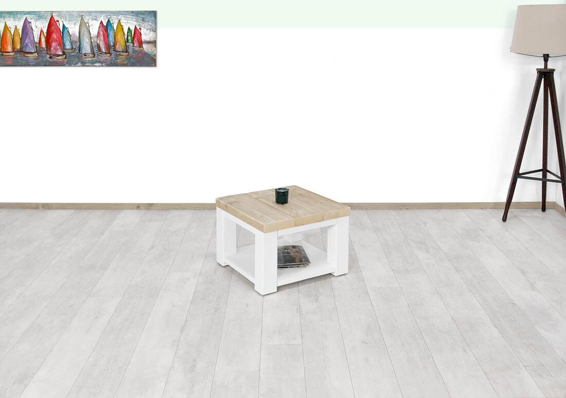 Steigerhouten salontafel Venlo