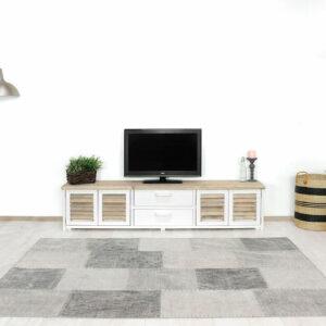 Steigerhouten TV meubel Ames