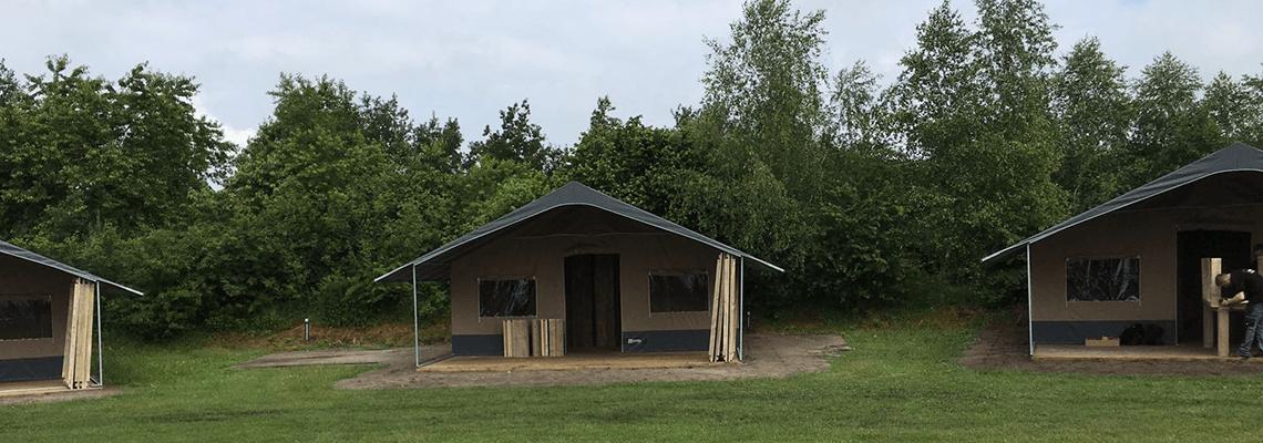 Inrichting Steigerhout Molencaten Huizen