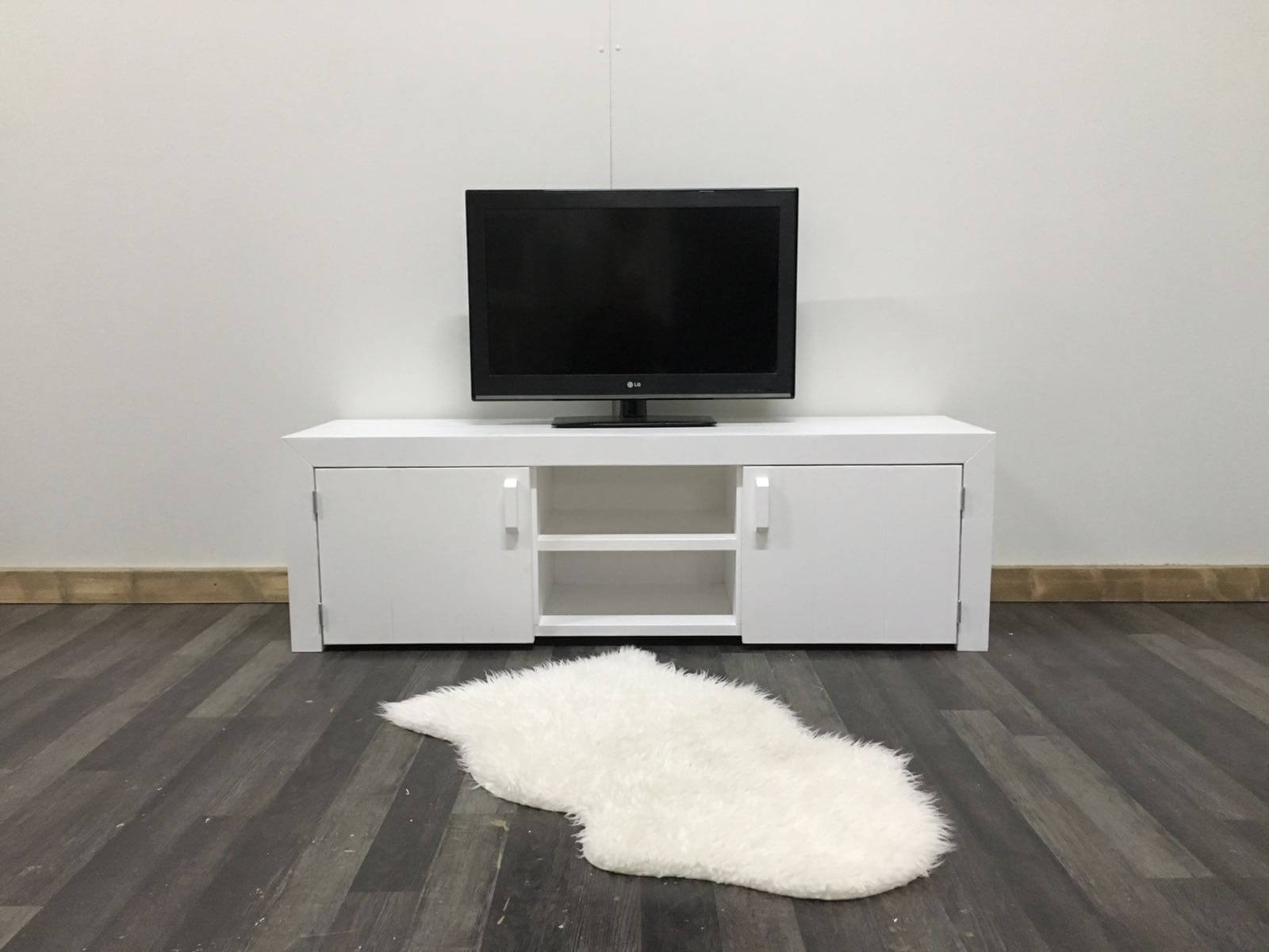 Steigerhouten TV meubel Hersey