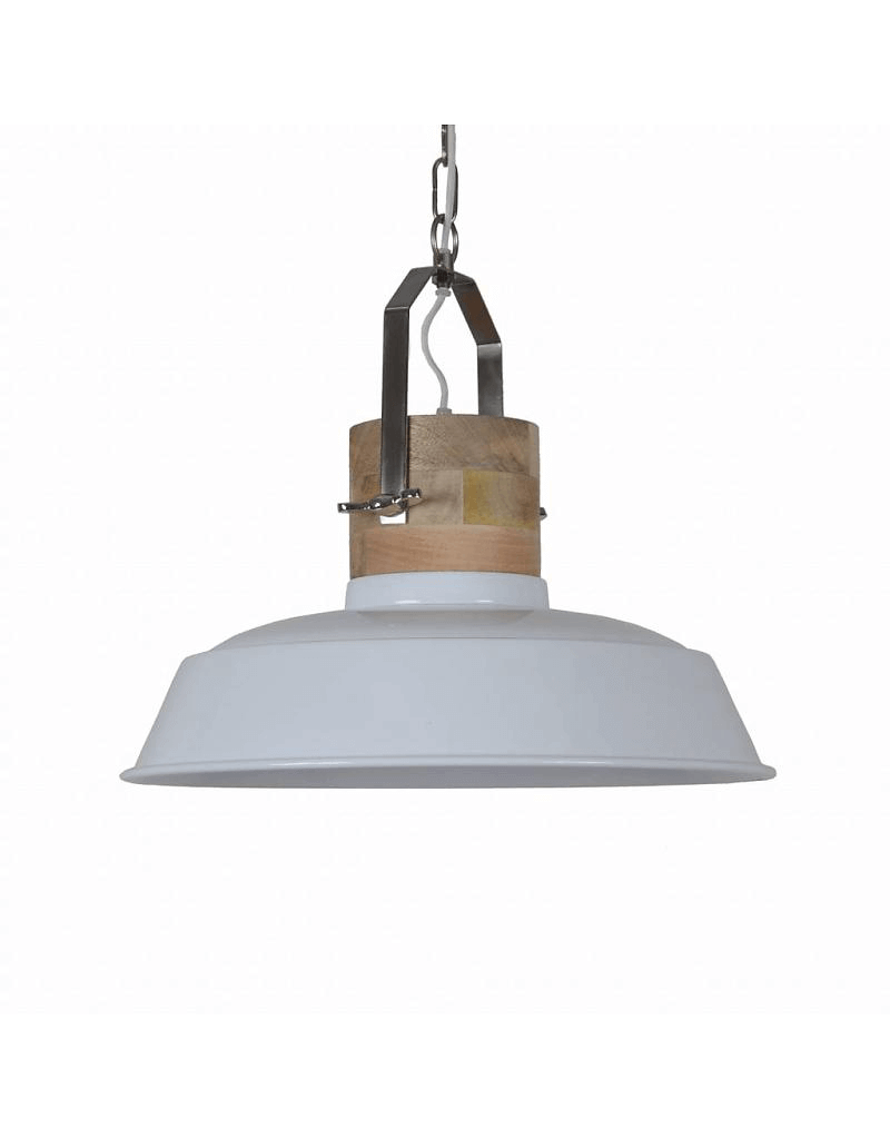 Lamp gilsum steigerhouttrend for Collectione lampen