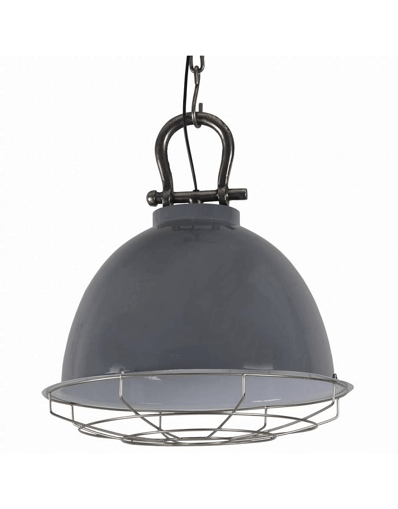 Lamp gowrie steigerhouttrend for Collectione lampen