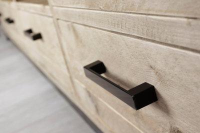 Steigerhouten TV meubel Hollis