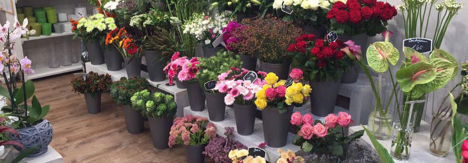 Inrichting bloemen winkel steigerhouttrend LoodsXL