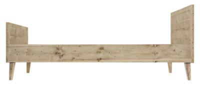 Steigerhouten kinderbed Hoople