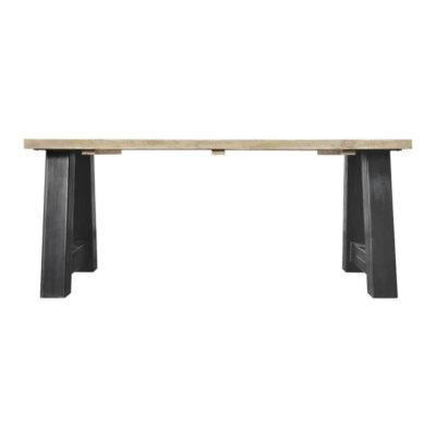 Industriele-steigerhouten-tafel-A-poot-Amo