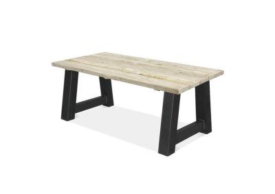 Steigerhouten tafel Amo