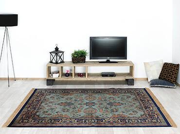 steigerhouten tv meubel Rova