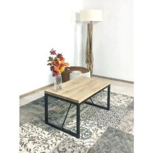 Eikenhouten salontafel Boles