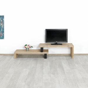 Steigerhouten TV meubel Naco