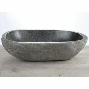 Natuurstenen waskom | W18-019 | 49,5 x 33 x 1,5