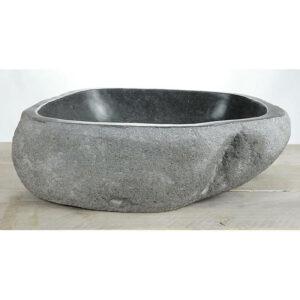 Natuurstenen waskom | W18-027 | 51 x 40 x 2
