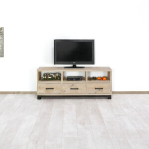 Steigerhouten TV meubel Kings