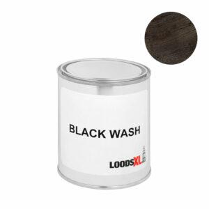 Blackwash verf beits voor steigerhout