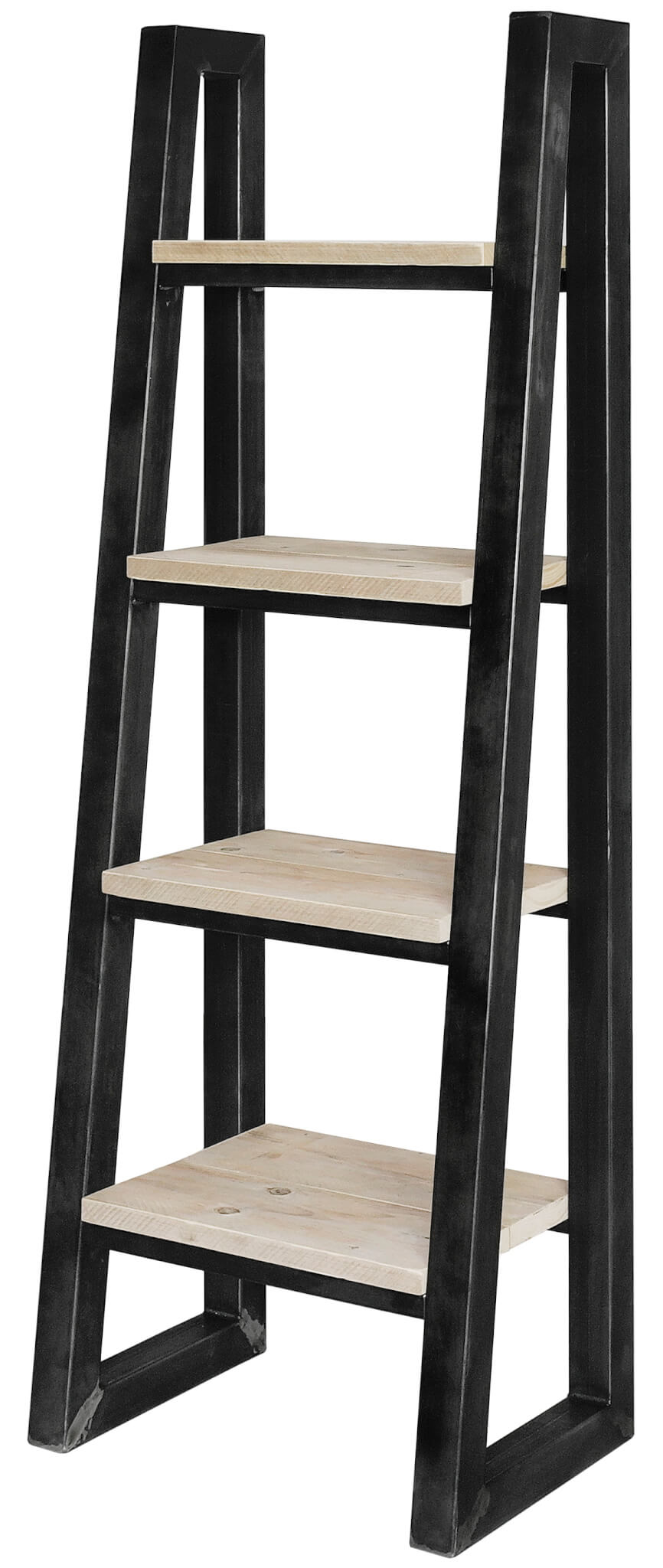 Steigerhouten Kastdecoratie Ladder Cora 180 X 60 Outlet