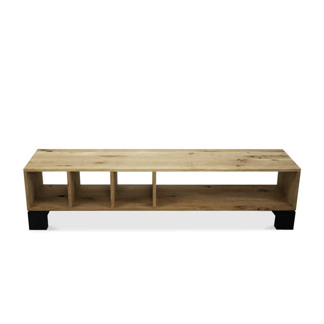 Eikenhouten TV meubel Kiln