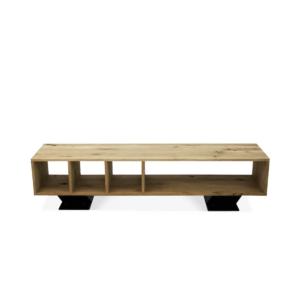 Eikenhouten TV meubel Sula