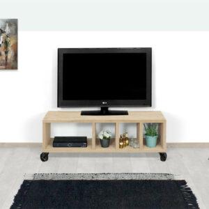 Steigerhouten TV meubel Cory