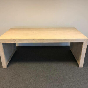 Steigerhouten tafel Albin