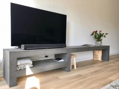 Betonlook TV meubel Dulce