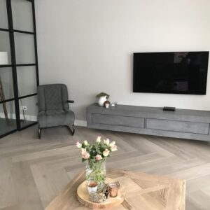 Betonlook TV meubel Jamul