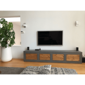 Betonlook TV meubel Sylva