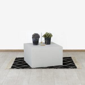 Betonlook salontafel/hocker Minoa