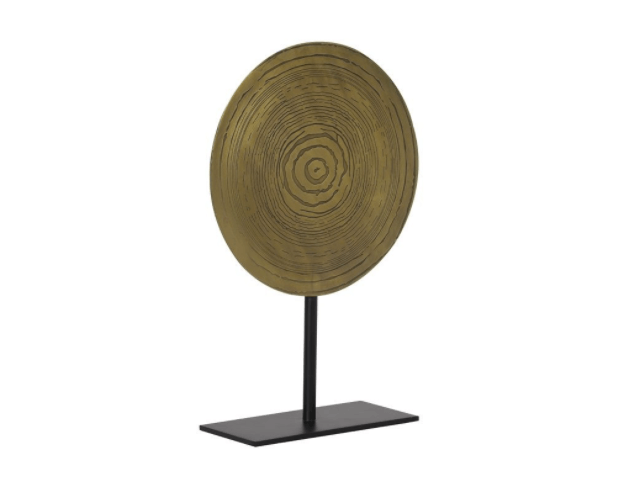 Modern earth Salissa ornament