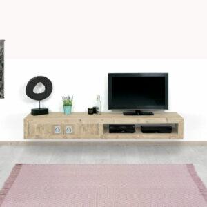 Steigerhouten TV meubel Cullman
