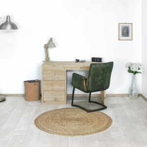 Steigerhouten bureau Verda
