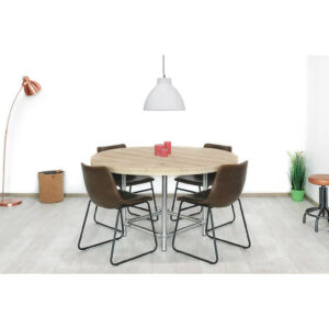 Steigerhouten tafel Delton