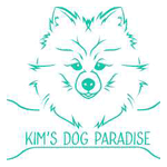 logo kims dog paradise