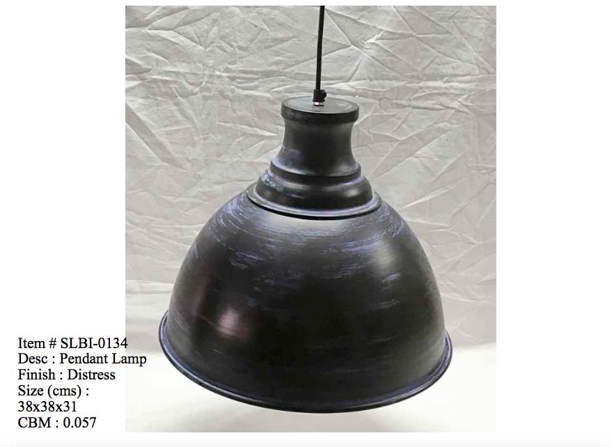 Industriele lamp 0134
