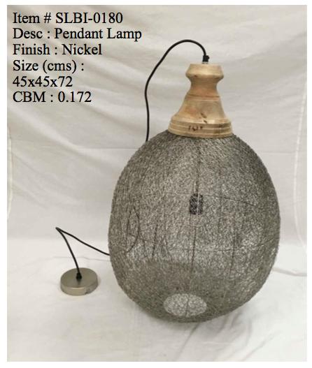 Industriele lamp - 0180