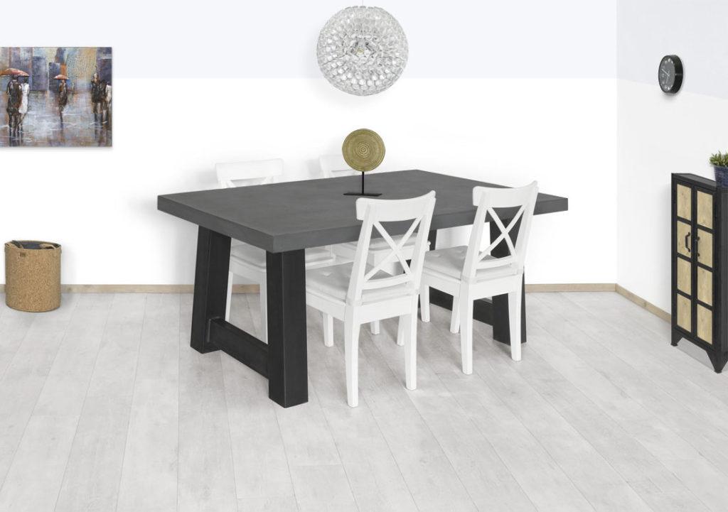 Betonlook tafel Talco