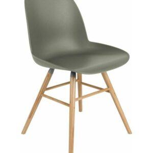 Zuiver Albert kuip stoel - groen